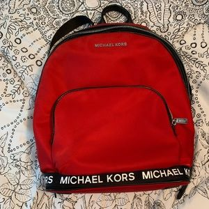 Limited edition Michael Kors backpack